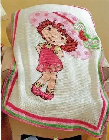 120faa 1 Yeni Bebek Battaniye Örnekleri ,Tığ İşi Bebekli Battaniyeler