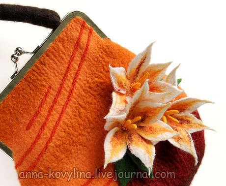 anna kovylina - дизайнерские сумки и шарфы.