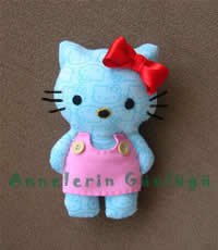 Bu bizim Hello Kitty