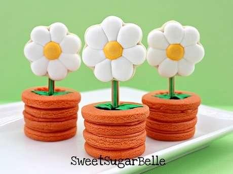 kurabiye çiçek