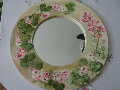 Yağlı Boya Ayna