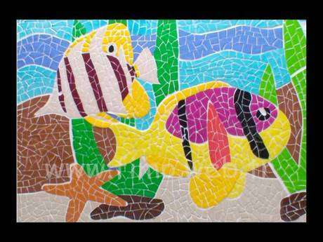 Mozaik on Mozaik Sanat