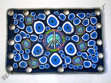 Geleneksel nazarlık - traditional evil eye