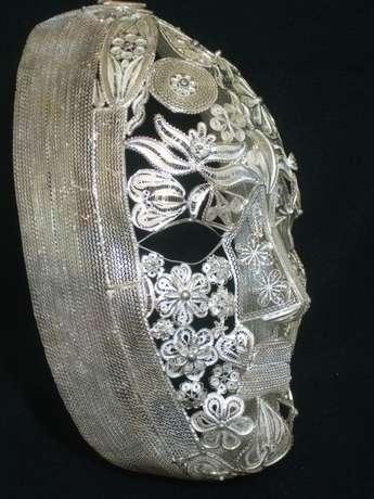 Telkari maske, Mardin'in yüzü