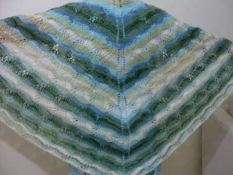 sea shawl
