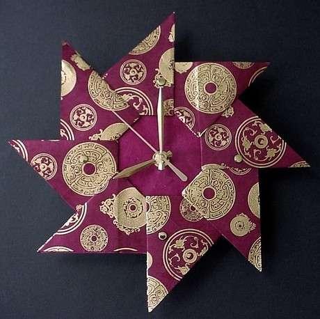 Origamili Saatler