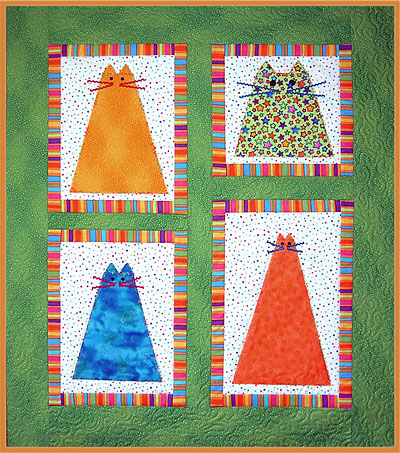 Quilting for Beginners: Quilting Project, Free Quilt