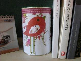 küçük kuşu çok sevdim :)