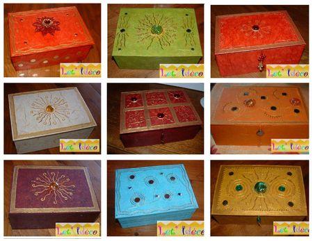 Kartondan mobilya yapimi - Comment fabriquer une boite a bijoux ...