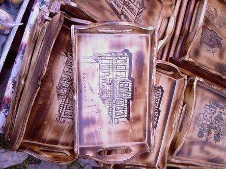 Safranbolu'dan el emekleri