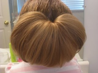 Kız Çocuklarına Saç Modelleri