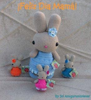 tavşan ve çocukları