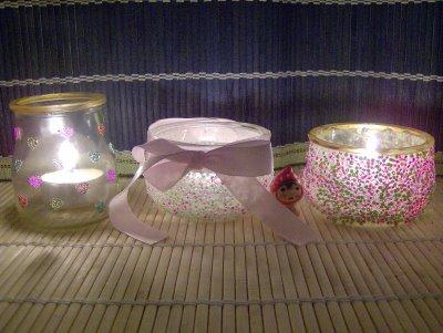 dekoratif mumluklar