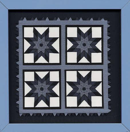 kağıttan patchwork