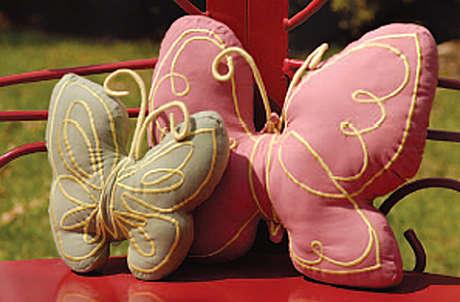 Kelebek yastık modelleri