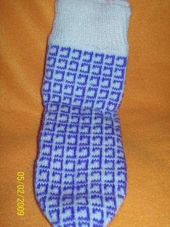 son mor çorap