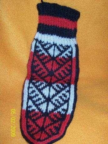 kırmızılı çorap