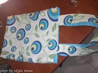 maviş çanta