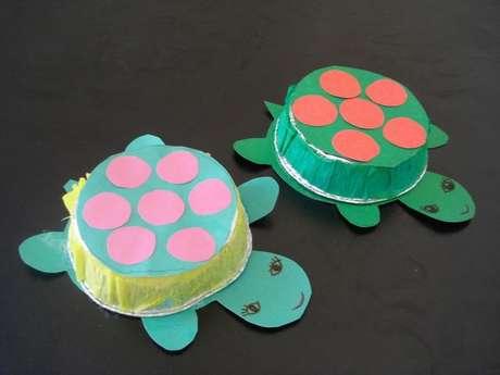 el işi kaplumbağa yapalım