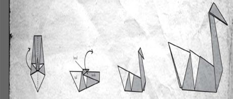 origami tuna kuşu adım-3