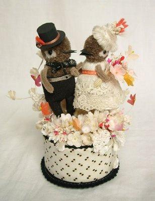 esprili düğün pastaları