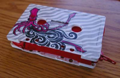kaset cüzdan