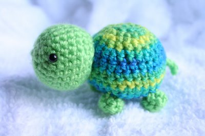 turtle 043cr - Amigurimi