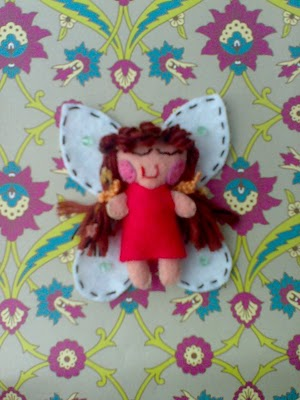 minik oyuncak bebek yapımı