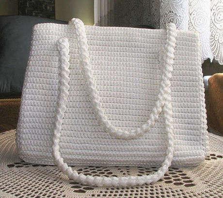 tıg örgüsü dantel anglez çanta.
