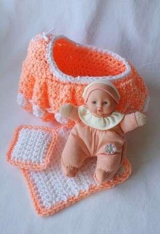 bebek battaniye çanta yastık