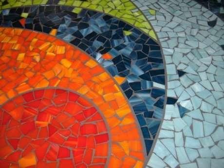 mozaik çalışmaları