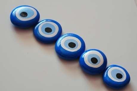 mavi boncuklar
