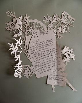 teşekkür mektubu