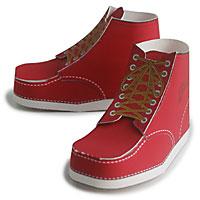 kağıt ayakkabılar