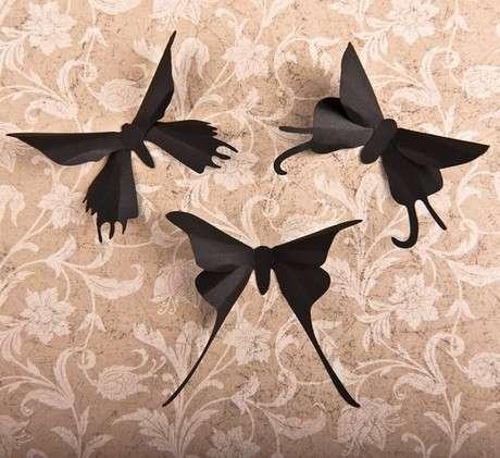 kağıttan kelebekler