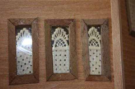 pencere (1) önden görünüş