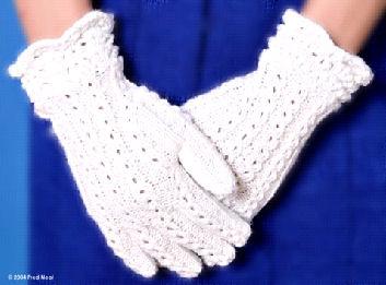 güzel bayan eldiven resimleri