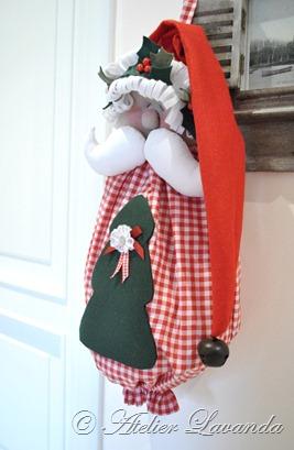 Noel anne poşet torbası