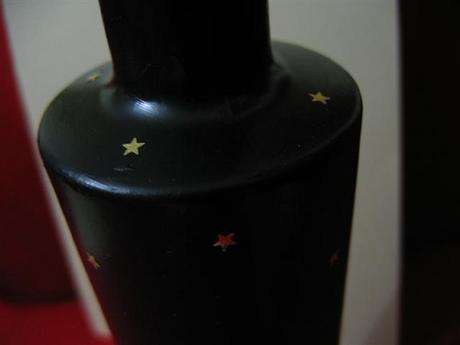yıldızlar şişeye yapıştırılır