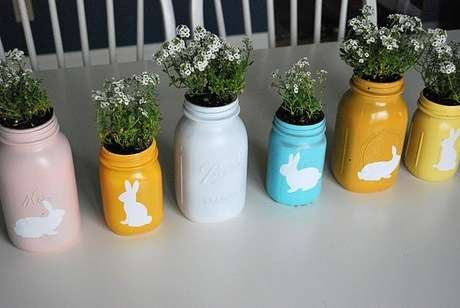 [عکس: mason-jar-easter-center-piece.jpg]