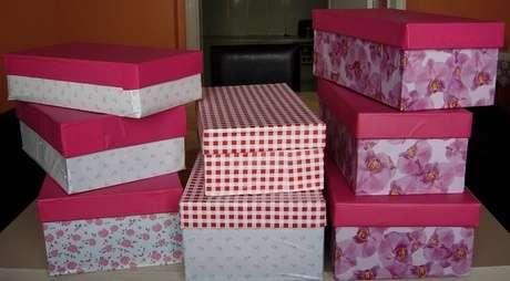 Kutuların yeni hali....