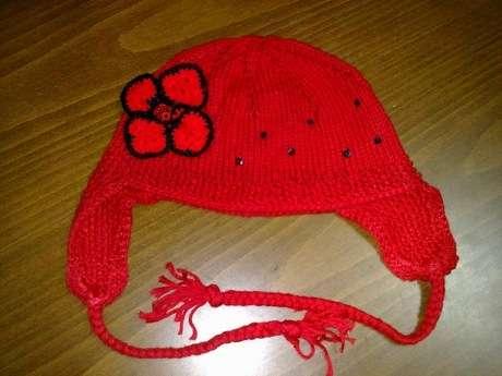 Elif hanımın kırmızı şapkası