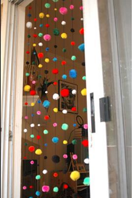 rengarenk kapı