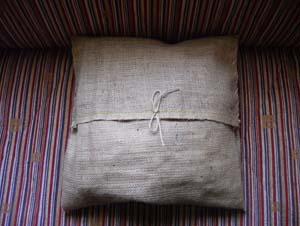 yastığın arkası