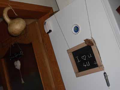 Karatahta buzdolabı notluğum