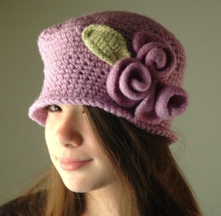 Çan şeklinde şapka modeli