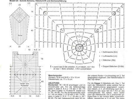 78559b627b0e Örgü Örumcek Ağı Modelli Kazak Şemalı Yapılışı