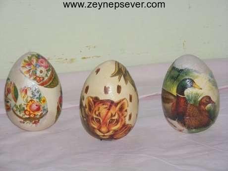 yumurta boyama