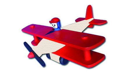 Bu da uçak seven çocuklara