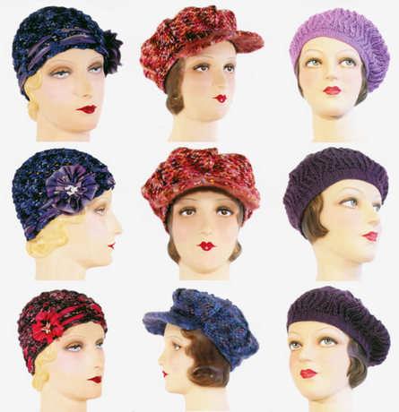 Şapka örmeyi sevenler için